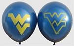 "West Virginia Mountaineers 11"" Balloons"