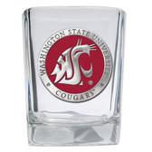 Washington State Cougars Square Shot Glass Set