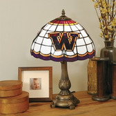 Washington Huskies Tiffany Table Lamp