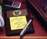 Washington Huskies Memo Pad Holder