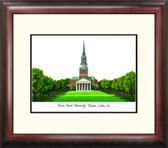 Wake Forest University Alumnus Framed Lithograph