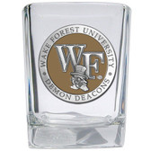 Wake Forest Demon Deacons Square Shot Glass Set