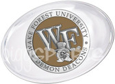 Wake Forest Demon Deacons Paperweight Set