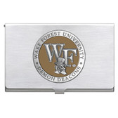 Wake Forest Demon Deacons Business Card Case Set