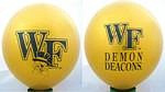 "Wake Forest Demon Deacons 11"" Balloons"