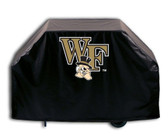 "Wake Forest Demon Deacon 72"" Grill Cover"