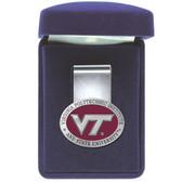 Virginia Tech Hokies Money Clip MC10195ER