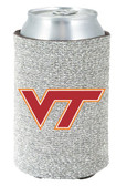 Virginia Tech Hokies Kolder Kaddy Can Holder - Glitter