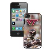 Virginia Tech Hokies Helmet NCAA iPhone 4 Case