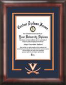 Virginia Cavaliers Spirit Diploma Frame