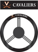 Virginia Cavaliers Poly-Suede Steering Wheel Cover