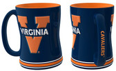 Virginia Cavaliers Coffee Mug - 15oz Sculpted