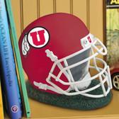 Utah Utes Helmet Bank