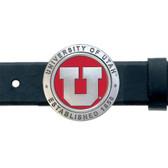 Utah Utes Belt Buckle