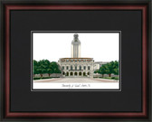 University of Texas, Austin Academic Framed Lithograph