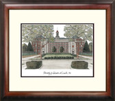 University of Nebraska, Lincoln Alumnus Framed Lithograph