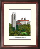 University of Kansas Alumnus Framed Lithograph