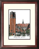 University of Florida: The Tower Alumnus Framed Lithograph