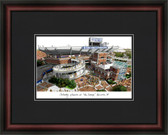 University of Florida, The Swamp Academic Framed Lithograph