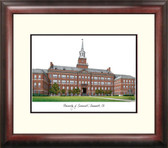 University of Cincinnati Alumnus Framed Lithograph