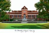 University of Arizona Lithograph
