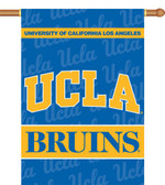 "UCLA Bruins 2-Sided 28"" x 40"" Banner w/ Pole Sleeve"
