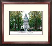 U.S. Naval Academy Alumnus Framed Lithograph