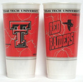 Texas Tech Red Raiders Souvenir Cups