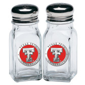 Texas Tech Red Raiders Salt and Pepper Shaker Set