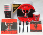 Texas Tech Red Raiders Party Supplies Pack #1