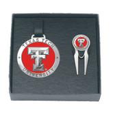 Texas Tech Red Raiders Golf Gift Set