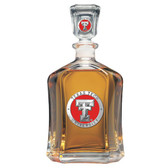 Texas Tech Red Raiders Capitol Decanter