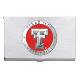 Texas Tech Red Raiders Business Card Case Set