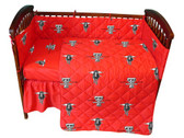 Texas Tech Red Raiders Baby Crib Set