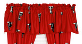 "Texas Tech Red Raiders 84"" x 15"" Valance"
