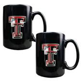 Texas Tech Red Raiders 2pc Coffee Mug Set