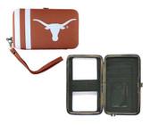 Texas Longhorns Shell Wristlet