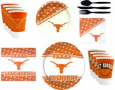 Texas Longhorns Party Supplies Pack #2
