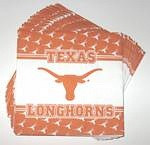 Texas Longhorns Lunch Napkins