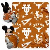 Texas Longhorns Disney Hugger Blanket