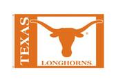 Texas Longhorns 3'x5' Flag