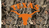 Texas Longhorns 3 Ft. x 5 Ft. Flag w/Grommets - Realtree Camo Background