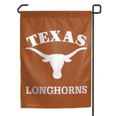 "Texas Longhorns 11""x15"" Garden Flag"