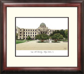Texas A&M University, College Station Alumnus Framed Lithograph