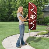Texas A&M Aggies Swooper Flag