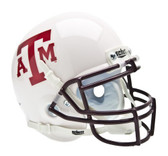 Texas A&M Aggies Schutt Mini Helmet - Alternate Helmet #1