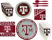 Texas A&M Aggies Party Supplies Pack #2