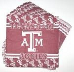 Texas A&M Aggies Lunch Napkins