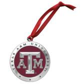 Texas A&M Aggies Logo Ornament