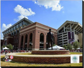Texas A&M Aggies Kyle Field Texas A&M University 2014 20x24 Stretched Canvas